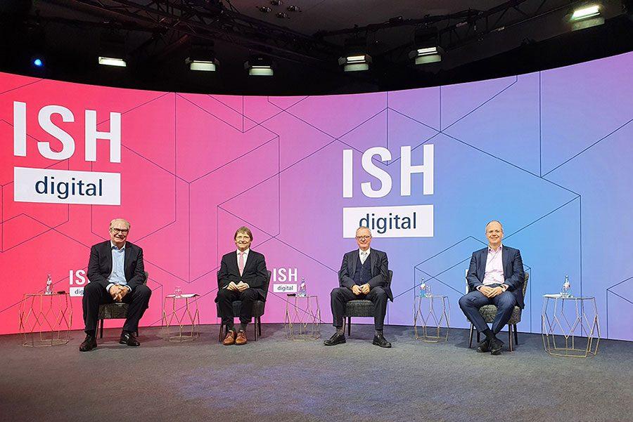 Trends, Themen und Innovationen: ISH digital