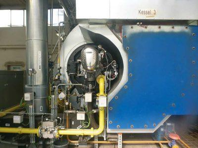 Effiziente Reststoffnutzung: Wärmeerzeugung mit Wasserstoff