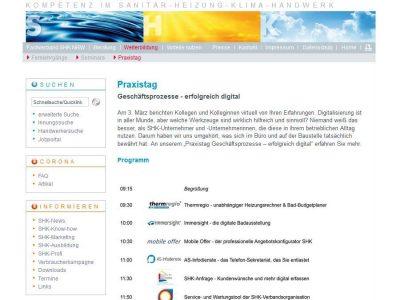 """""""Praxistag Geschäftsprozesse – erfolgreich digital"""""""