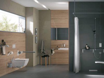 Komfort durch barrierefreie Badgestaltung