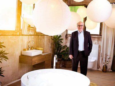 Interview: Das Bad wird grün, smart und multifunktional