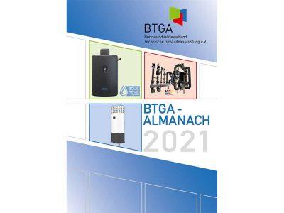 BTGA-Almanach veröffentlicht