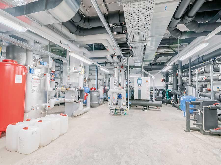 Leistungsstarke Wärmepumpen hydraulisch effizient einbinden