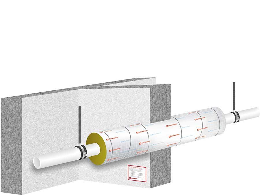 Kennzeichnungspflicht künftig auch für abP-Rohrabschottungen