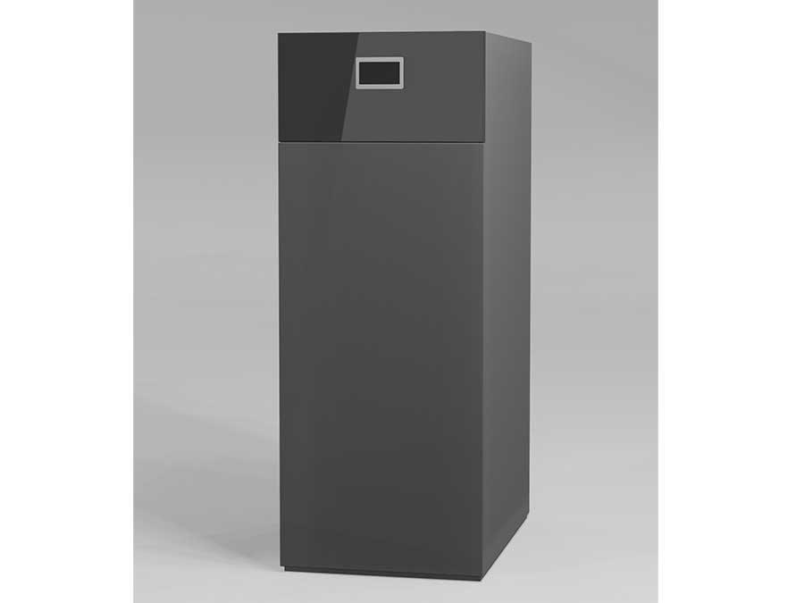 Fahrenheit stellt Mini-Adsorptionskältemaschine vor