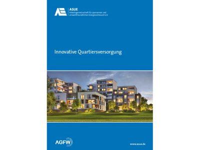 ASUE-Broschüre Innovative Quartiersversorgung