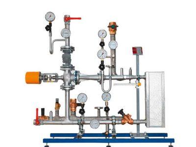 W. Baelz & Sohn GmbH & Co: Trinkwassererwärmung für Infektionsstation