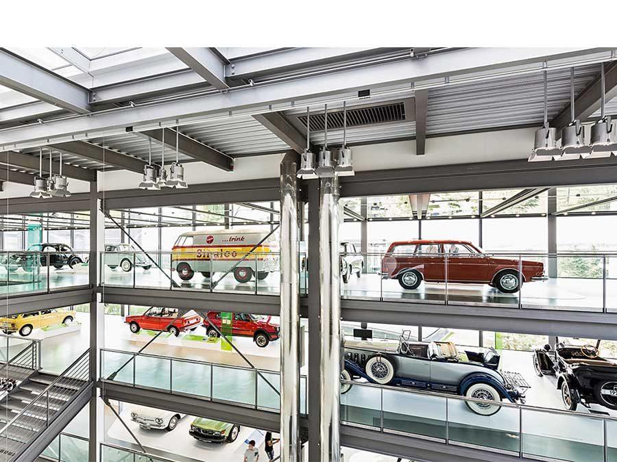 ebm-papst Mulfingen GmbH & Co. KG:  Neue Luft für Oldtimer
