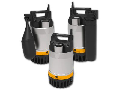 Jung Pumpen GmbH: Edelstahlpumpe macht mobil