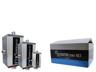 Elysator Engineering GmbH: Korrosionsschutz durch Sauerstoffbindung