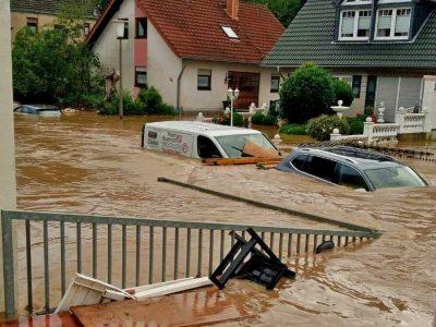 Unwetter-Katastrophe: Handwerk und Industrie starten Hilfsaktionen