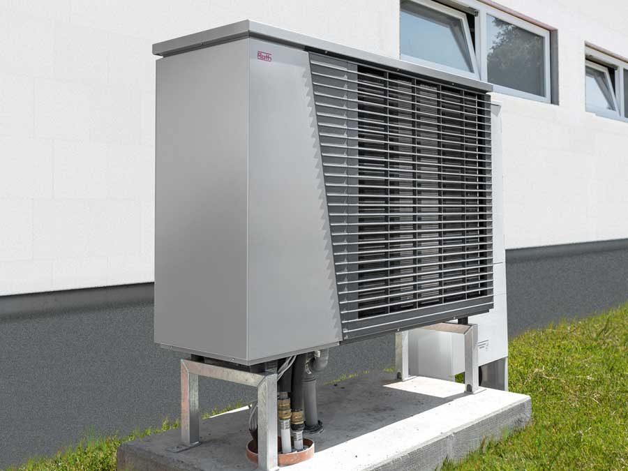 Roth Werke GmbH: Neue Sole/Wasser- und Luft/Wasser-Wärmepumpen