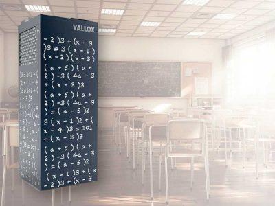 Vallox GmbH: Lüftungsgerät mit WRG für den nachträglichen Einbau