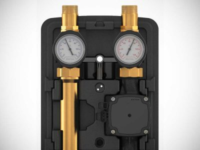Flamco GmbH: Pumpengruppe jetzt auch für Kühlanwendungen