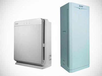 Mitsubishi Electric Europe B.V.: Mobile Luftreinigungssysteme für private und gewerbliche Anwendungen