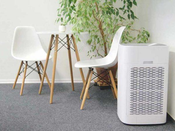 Heylo GmbH: Luftreiniger für Räume