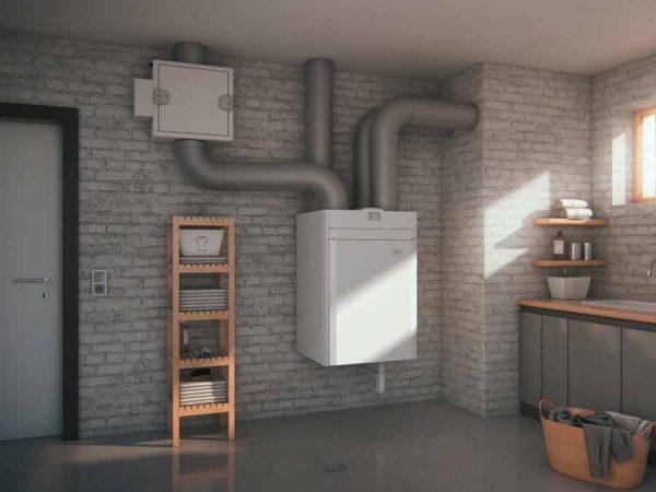 Kermi GmbH: Elektrostatischer Luftfilter für saubere Luft