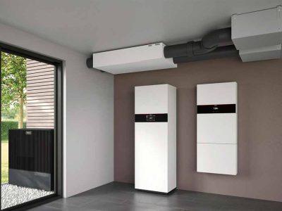 Viessmann Climate Solutions SE: Kompakte Lüftung