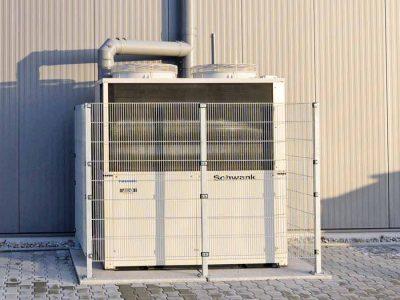 Wärmepumpen mit Gasantrieb
