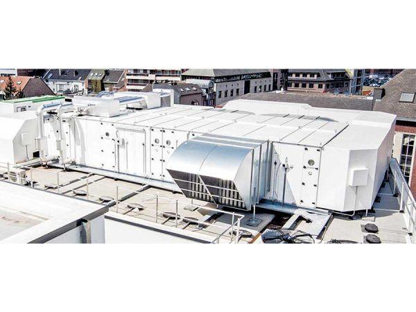 Auslegung von RLT-Anlagen