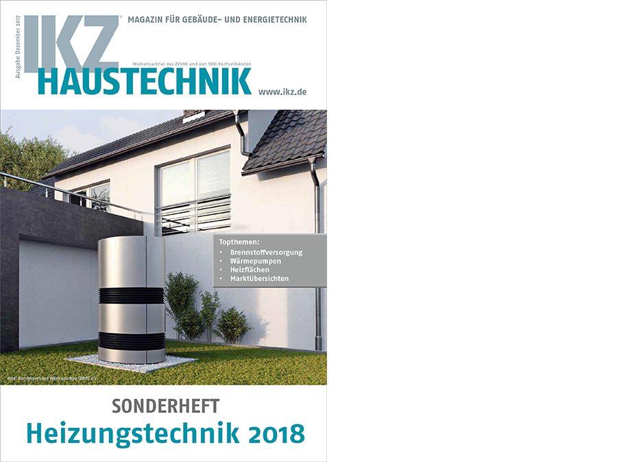 Heizungstechnik 2018