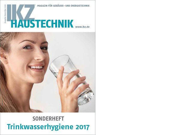 Trinkwasserhygiene 2017