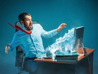 E-Mail-Stress vermeiden