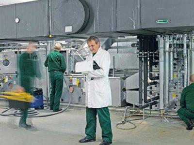 Klare Regelung zur Hygiene in RLT-Anlagen