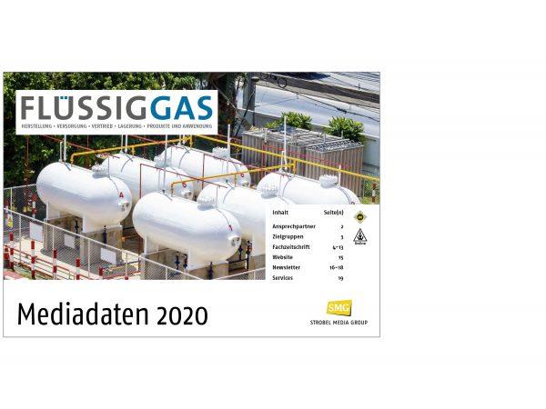 FLÜSSIGGAS: Mediadaten 2020