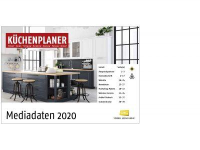 KÜCHENPLANER: Mediadaten 2020