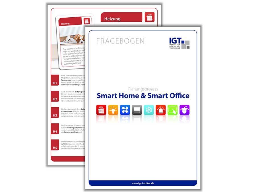 Smart Home-Fragebogen vom IGT jetzt auch am PC ausfüllen