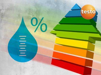 Testo Live-Webinar: Feuchte – die unterschätzte Messgröße