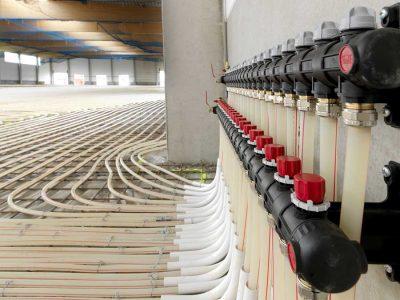 Verlege-Dienstleistung erweitert betriebliche Montagekapazitäten