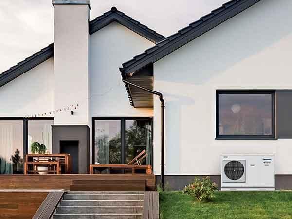 Wärmepumpen für den Baubestand