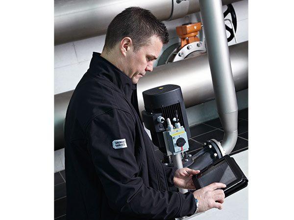 """Grundfos bietet """"Energy Check"""" für Bestandspumpen an"""