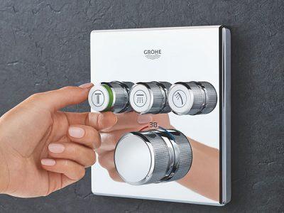 Duschsysteme bieten Umsatzpotenziale für Installateure