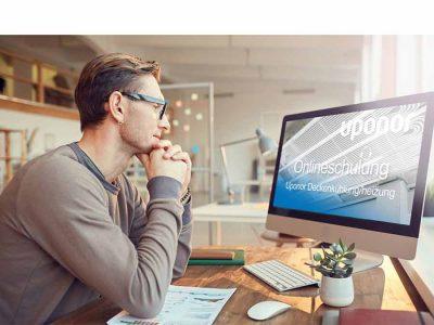 Online-Schulungen zu Strahlungskühldecken