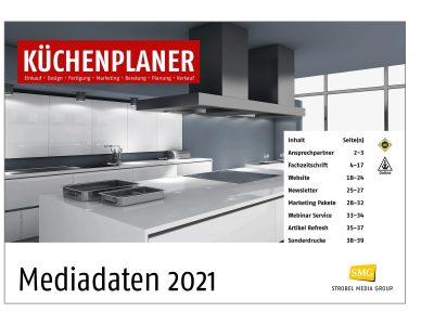 KÜCHENPLANER: Mediadaten 2021