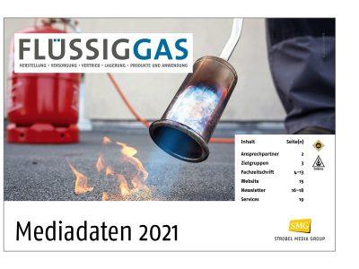 FLÜSSIGGAS: Mediadaten 2021