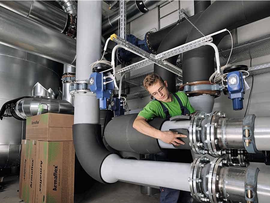 Energieverluste im Gebäude vermeiden