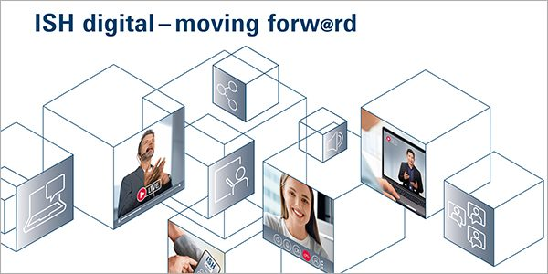 ISH digital │22. – 26. März 2021